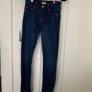 MOTHER Jeans in dark wash (size 25)